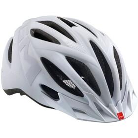 MET 20 Miles - Casque de vélo - blanc/noir